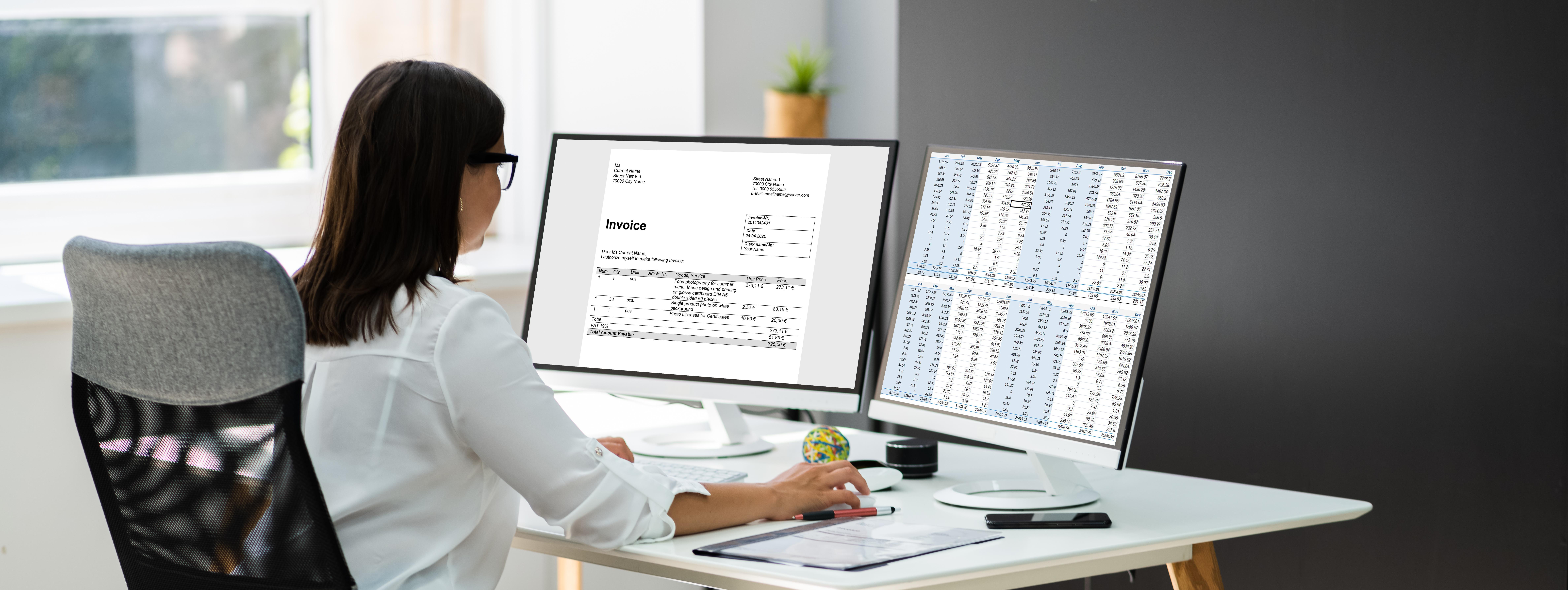Online Invoice Management Software